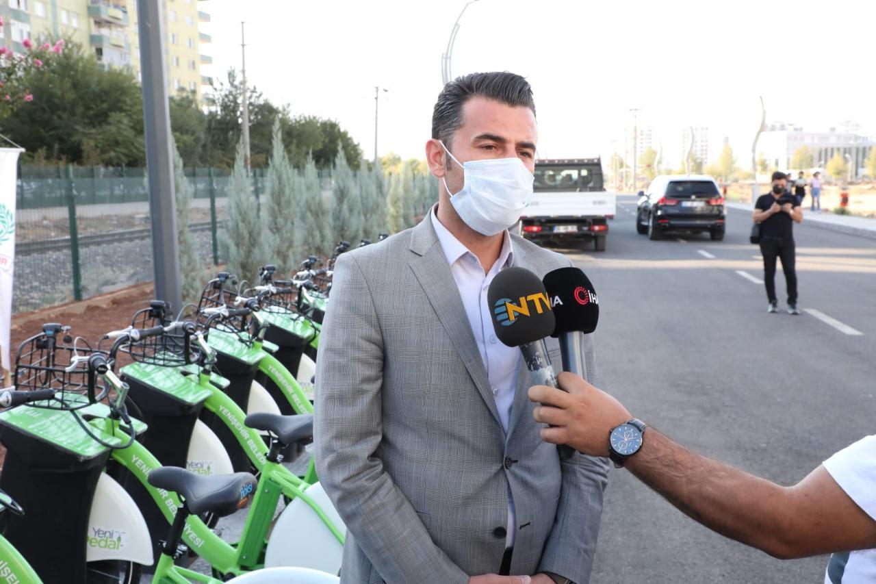Yenişehir Belediyesi Diyarbakır'da ilklere imza atmaya devam ediyor